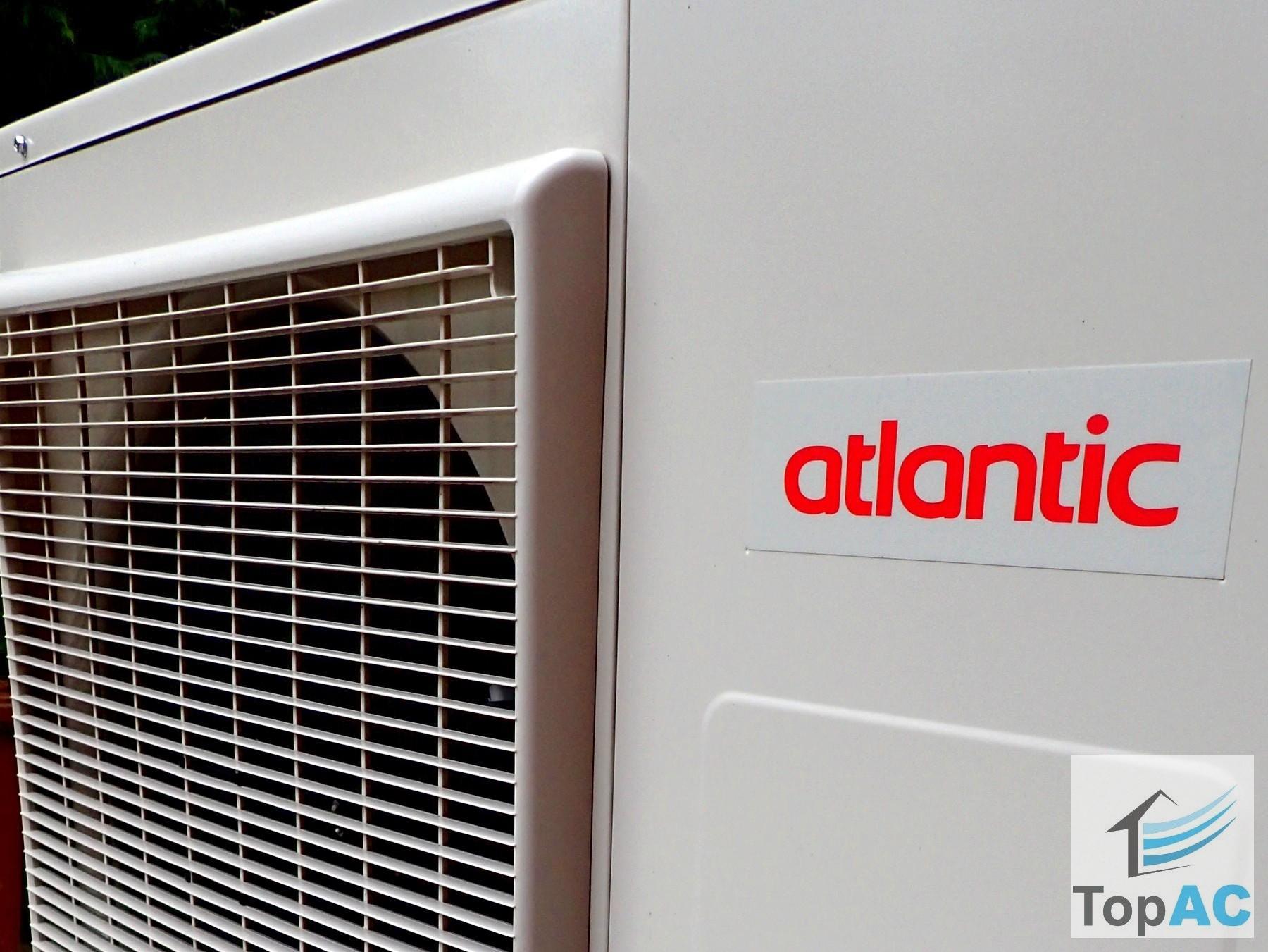Pompa ciepła powietrzna Atlantic – Szczecin