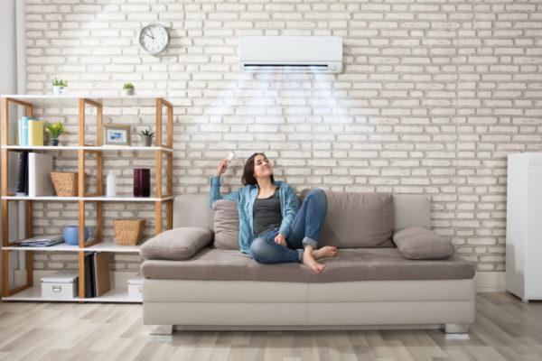 Urządzenia klimatyzacyjne w mieszkaniach