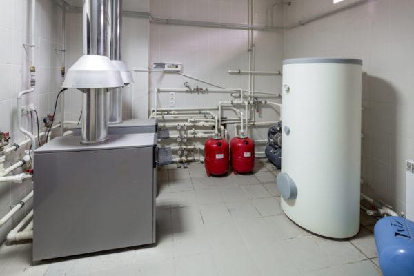 Ogrzewanie domu gazem